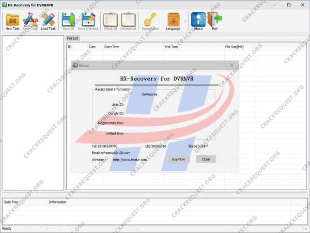 HX Recovery 4.4.5 2020 Crack Download