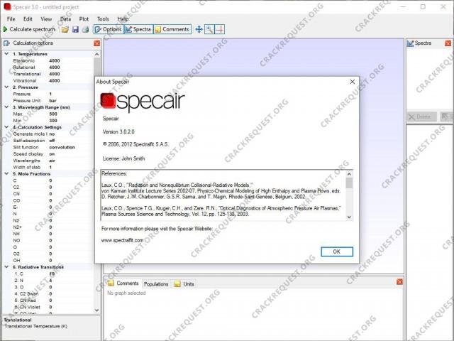 Specair Crack Download