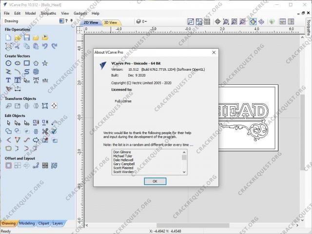 VCarve Pro Crack Download